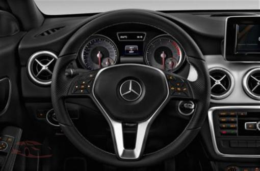 Mercedes benz cla 200 2014