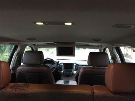 Chevrolet Tahoe LTZ 2015