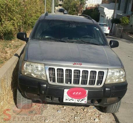 Jeep 2000