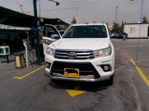 Toyota hilux 2016 dabl axcl