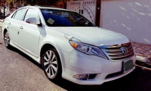 Toyota Avalon 2011 lemitd