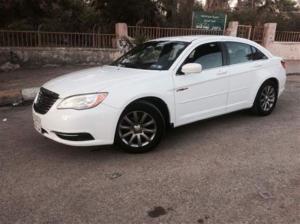 Chrysler C200 2012