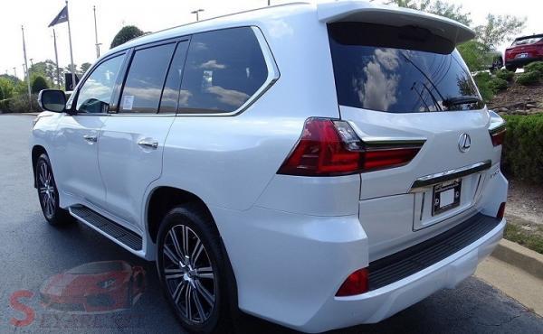 Lexus LX570 2019 V8 5.7L Petrol LHD