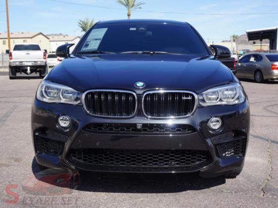 Used BMW X6 M 2017 / Whatsapp : +971581704088